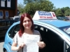 Chelssy passed with Francos Driving School