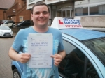 Dan passed with Francos Driving School
