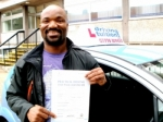 Elo passed with Francos Driving School