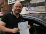 Jeff passed with Francos Driving School