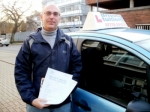 Mark passed with Francos Driving School