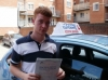 Martin passed with Francos Driving School