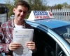 Max passed with Francos Driving School