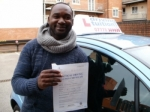 Ohis passed with Francos Driving School