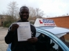 Oyejide passed with Francos Driving School