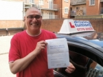 Richard passed with Francos Driving School