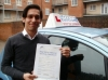 Rolex passed with Francos Driving School