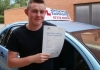Sean passed with Francos Driving School