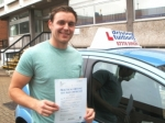 Shaun passed with Francos Driving School