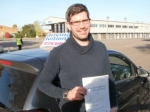 Zaac passed with Francos Driving School