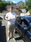 Aaron Walker passed with Freedom Driver Training