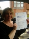 Cay Lockley passed with Freedom Driver Training