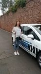 Kierah Jones passed with Freedom Driver Training
