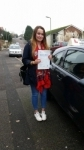 Millie Beer passed with Freedom Driver Training