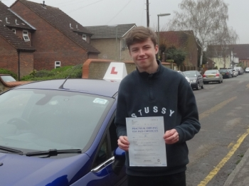 When I started to learn to drive I was extremely nervous and anxious. Richard was hugely reassuring, and within a few weeks of lessons I felt much more confident. Richard doesn't just teach you how to pass a test, instead he teaches you how to be a competent and a safe driver. Throughout my time learning, I drove in many different conditions, on many different roads, and at various speeds. As a