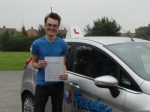 Andrew passed with Freedom School of Motoring