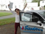 Angela passed with Freedom School of Motoring