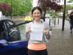 Annie passed with Freedom School of Motoring