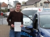 Ben passed with Freedom School of Motoring