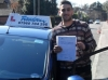 Callam passed with Freedom School of Motoring