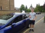Charlie passed with Freedom School of Motoring