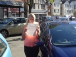Charlotte passed with Freedom School of Motoring