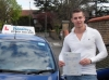 Chris passed with Freedom School of Motoring