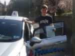 Craig passed with Freedom School of Motoring