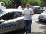 Ahmet passed with Freedom School of Motoring