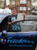 Daniel passed with Freedom School of Motoring