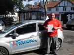 Dean passed with Freedom School of Motoring