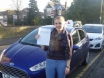 Eleanor passed with Freedom School of Motoring