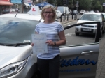 Emillia passed with Freedom School of Motoring