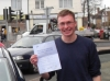 Gareth passed with Freedom School of Motoring