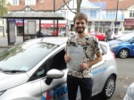 Harry passed with Freedom School of Motoring