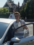 Jamie passed with Freedom School of Motoring