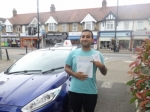 Jessel passed with Freedom School of Motoring