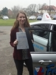 Joanna passed with Freedom School of Motoring