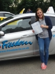Kerry passed with Freedom School of Motoring