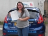 Liliana passed with Freedom School of Motoring