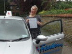 Lily passed with Freedom School of Motoring
