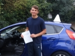 Orkid passed with Freedom School of Motoring