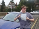 Reece passed with Freedom School of Motoring