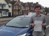 Robert passed with Freedom School of Motoring