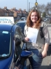 Rosie passed with Freedom School of Motoring