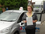Sam passed with Freedom School of Motoring