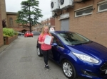 Toni passed with Freedom School of Motoring