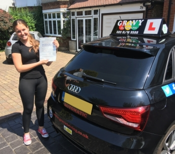 I am very pleased to have passed with just one driving fault FIRST TIME of trying. My instructor Simon was very good at letting me drive while always giving the best advice.