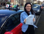 ALEX (SIDCUP) passed with Gravy Driving School