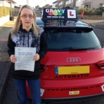 BONNIE (ORPINGTON) passed with Gravy Driving School
